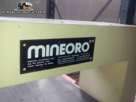 Detector de metales Mineorio