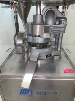 Compresor rotativo de tabletas Neuberger