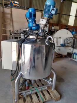 Tanque para calefacción eléctrica 100 L