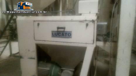 Línea para procesamiento de arroz 3.000 kg Lucato