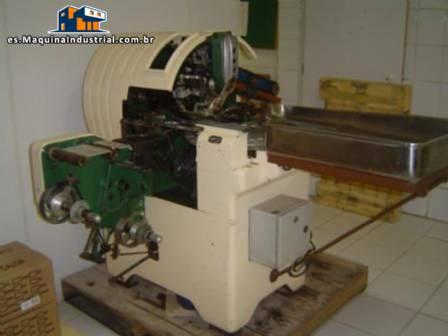 Máquina de embalaje Rose