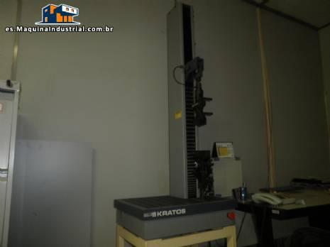 Dinamómetro para laboratorios Kratos