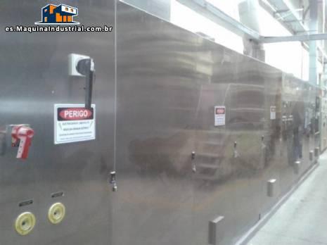 Línea completa para la producción de pasta corta Zumec