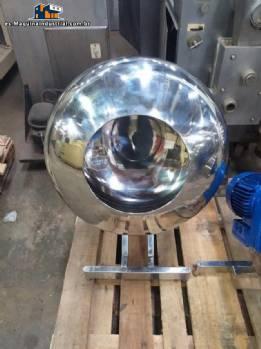 Mezclador rotativo para pruebas piloto de laboratorio por lotes