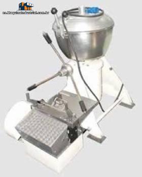 Mezclador industrial para pasta Geiger